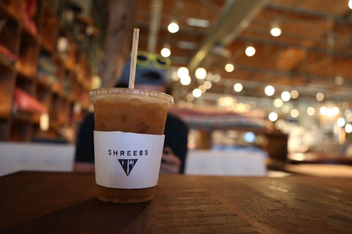 Shreebs Coffee inside HD Buttercup