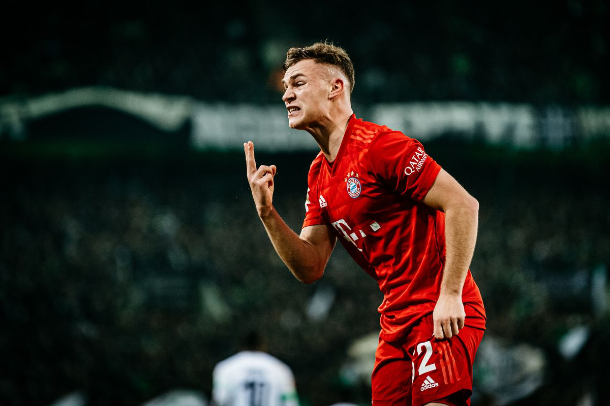 Borussia Mönchengladbach v FC Bayern München - Bundesliga for DFL