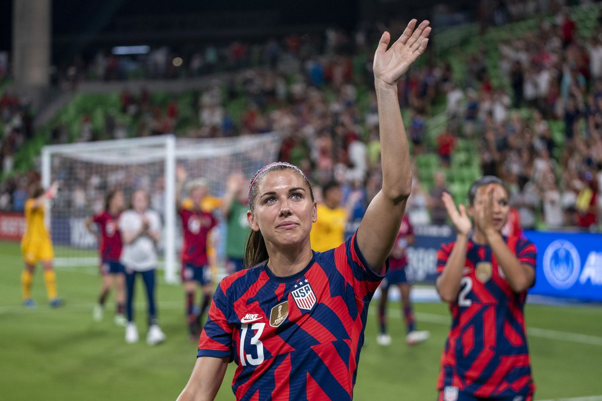 Uswnt Vs Mexico Live Stream Tv Channel Start Time Live Online Stream Preview For Friendly Draftkings Nation
