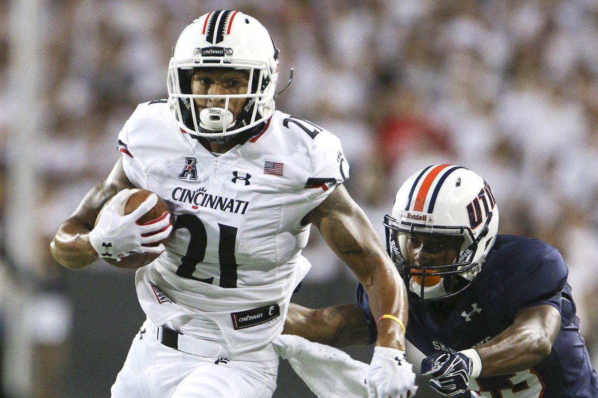 NCAA Football: Tennessee-Martin at Cincinnati
