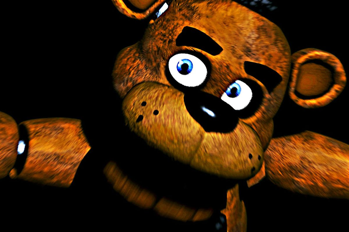 Five nights at freddys game 4 - Free Games AZ