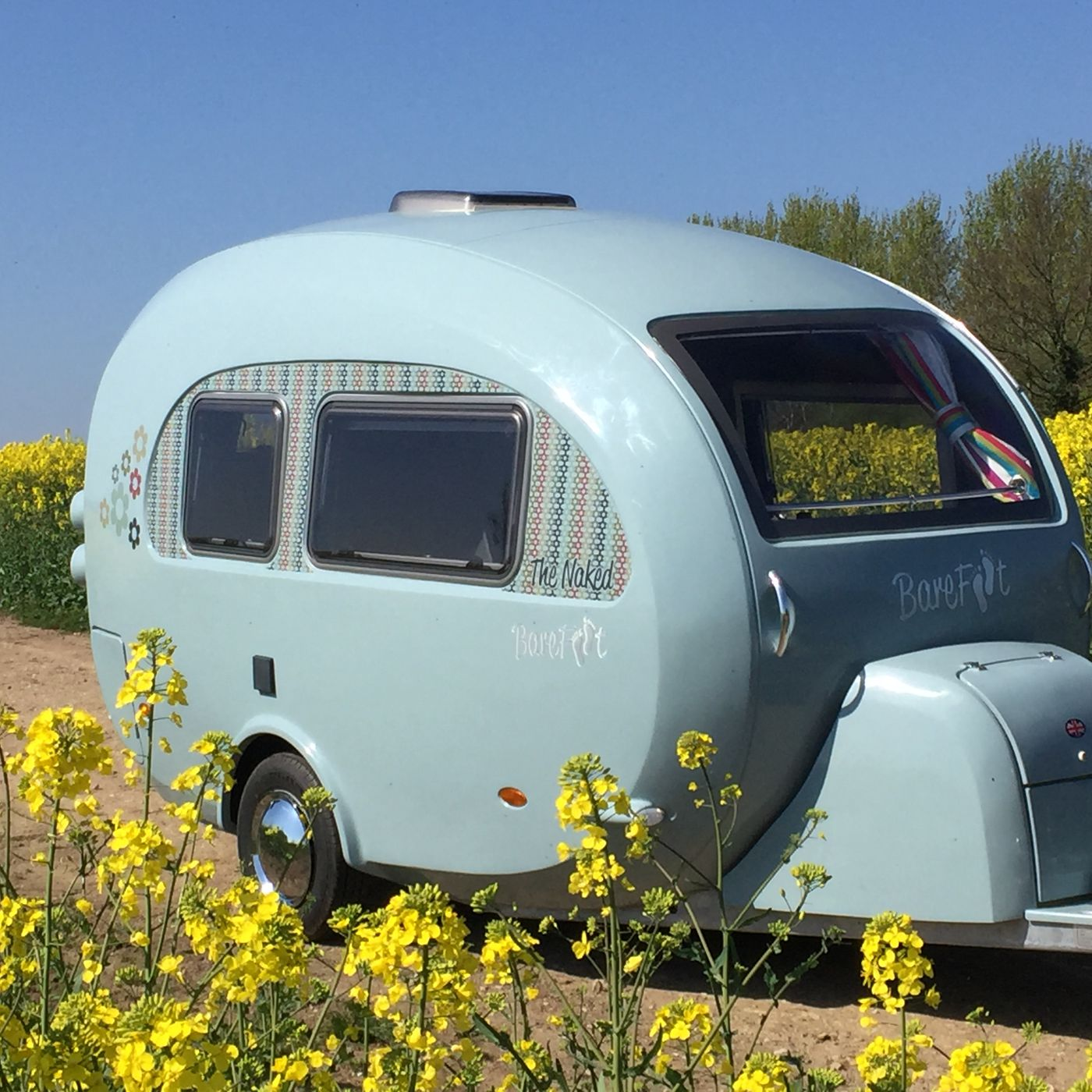 Retro Inspired Camper Trailer Is Coming