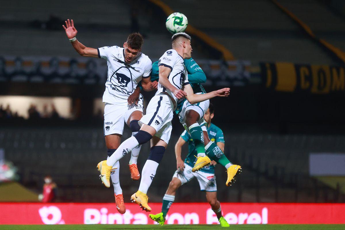 Pumas UNAM v Leon - Final Torneo Guard1anes 2020 Liga MX