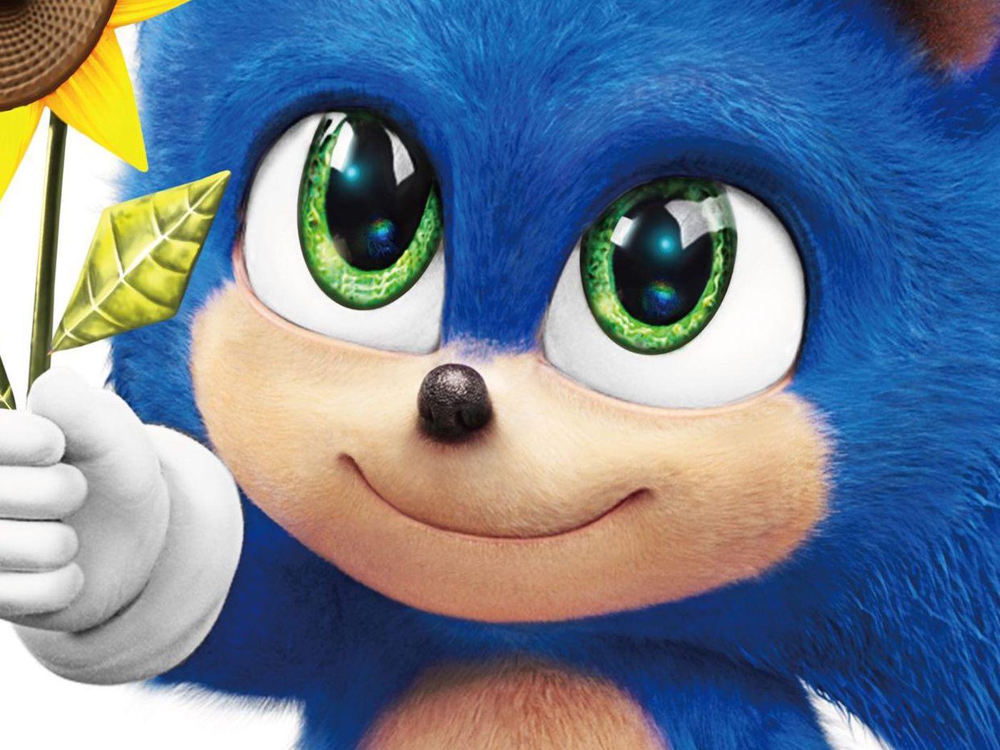 New Sonic Movie Trailer Reveals Baby Sonic Design Polygon