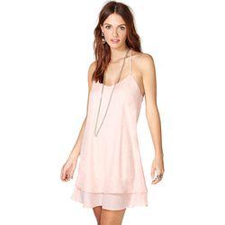 """Whispering Feline Dress, <a href=""""http://www.nastygal.com/clothes-dresses-shift/whispering-feline-dress"""">$58</a>"""