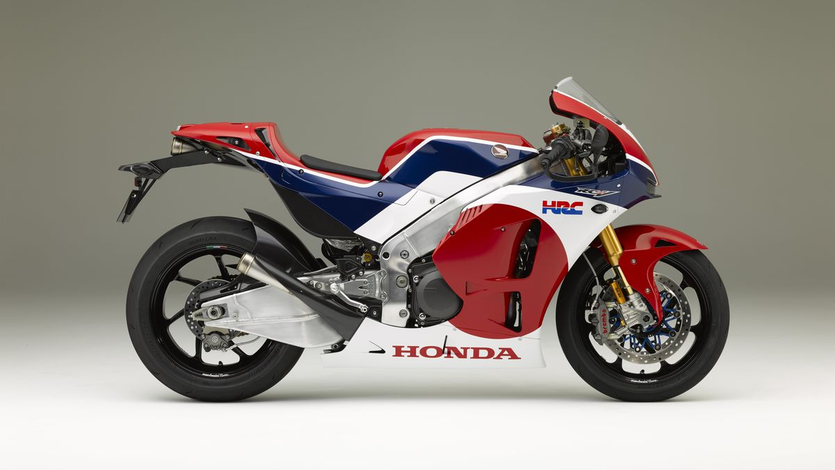 Honda Will You Its Rc213v Race Bike For Just 184 000 Starting Tomorrow