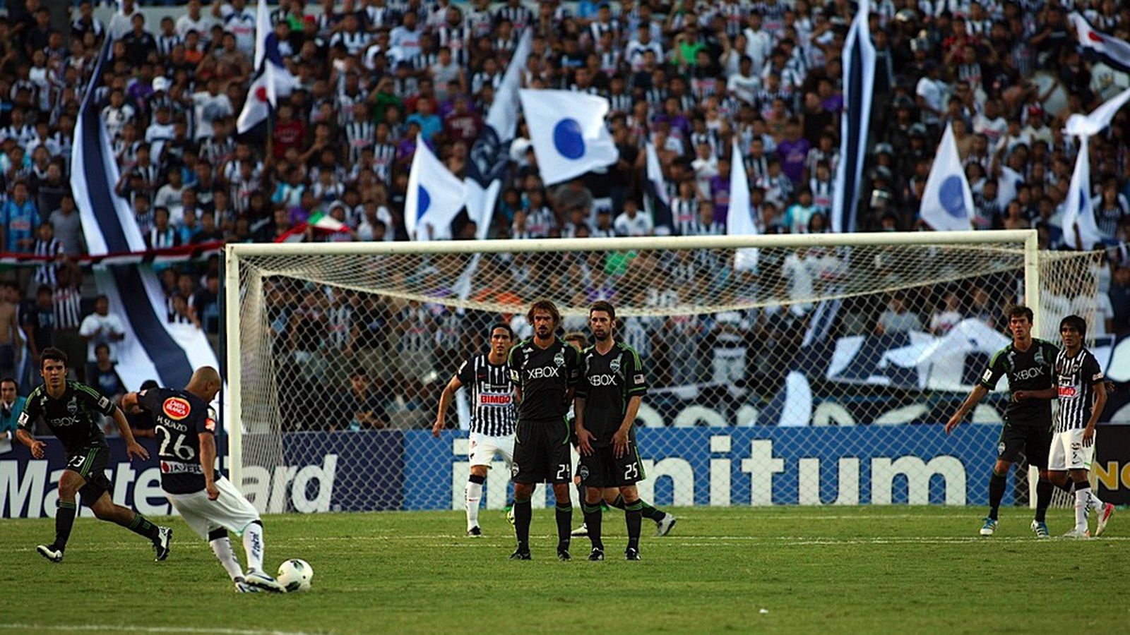 CONCACAF Champions League, Seattle Sounders Vs. Monterrey: Highlights, Quotes, Statistics