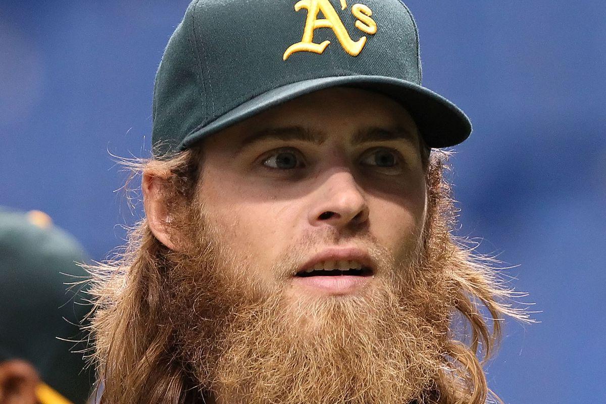 So, did he win the beard-off?