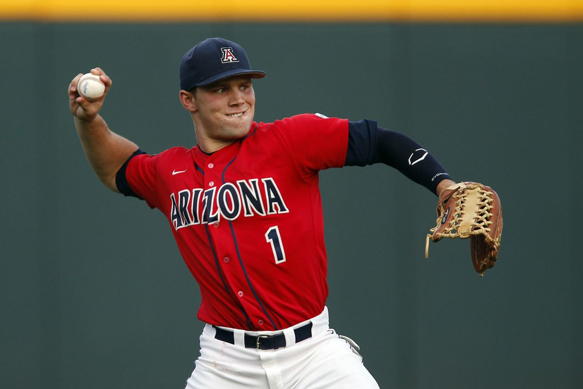 Johnny Field was selected in the fifth round by the Tampa Bay Rays in the 2013 MLB Draft