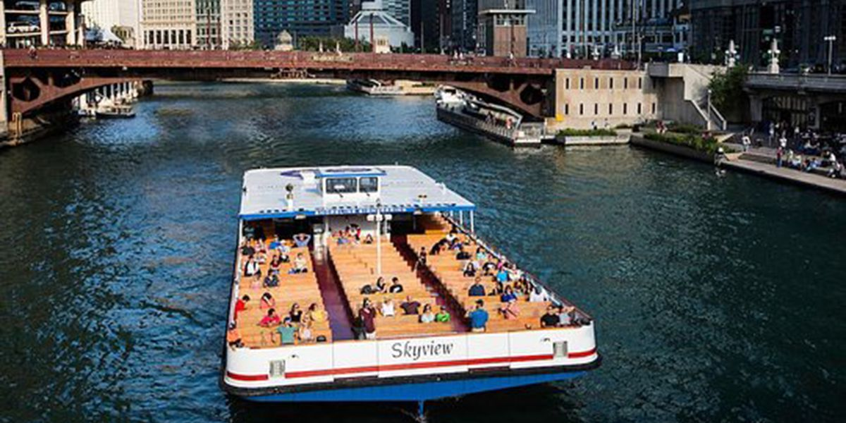Chicago River architecture tour second only to Vatican in popularity, travel website says