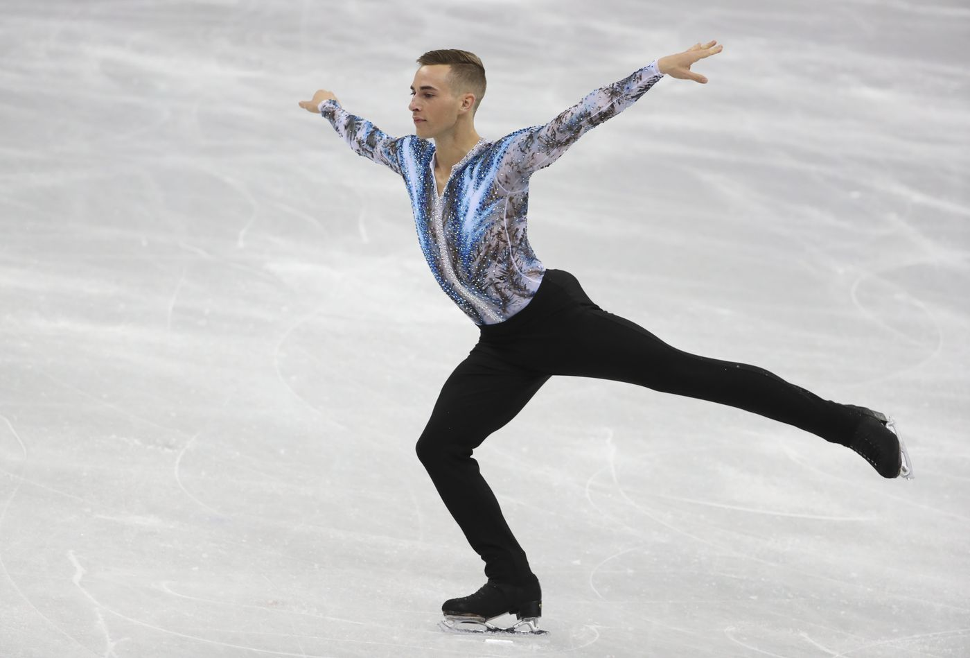 Adam Rippon S Figure Skating Olympics Costumes Are Next Level Racked