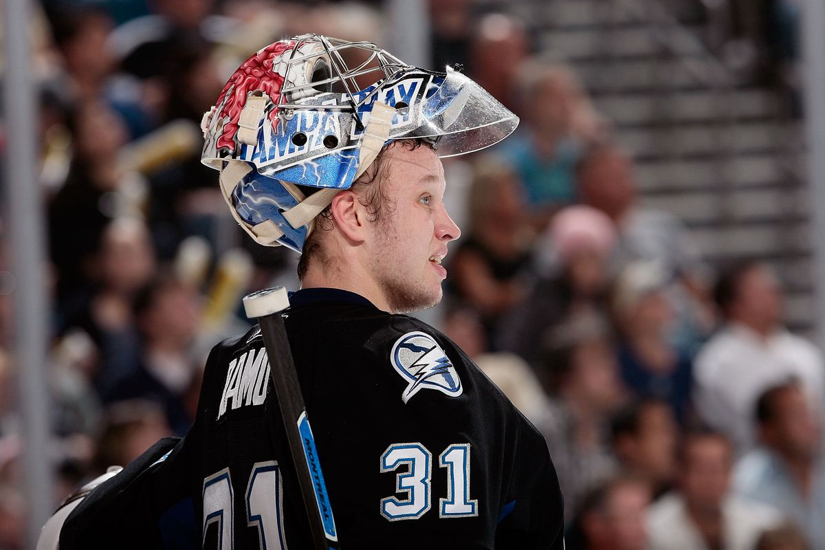 1a9c0fce Sweater Series: More goalies and a walk down memory lane - Raw Charge