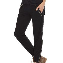 "Isaac zip pant with elastic waist, $150 at <a href=""http://www.lnaclothing.com//ISAAC-ZIP-PANT-at-PID26423-SW1350.aspx"">LNA Clothing</a>"