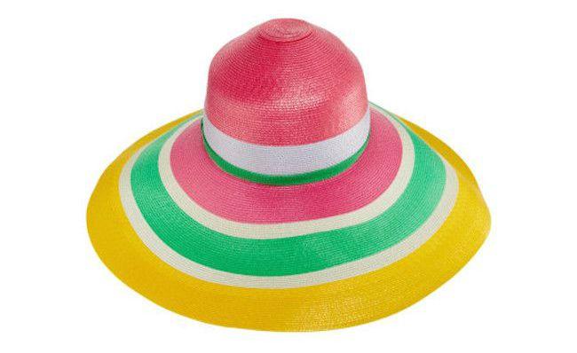 Striped Missoni Hat