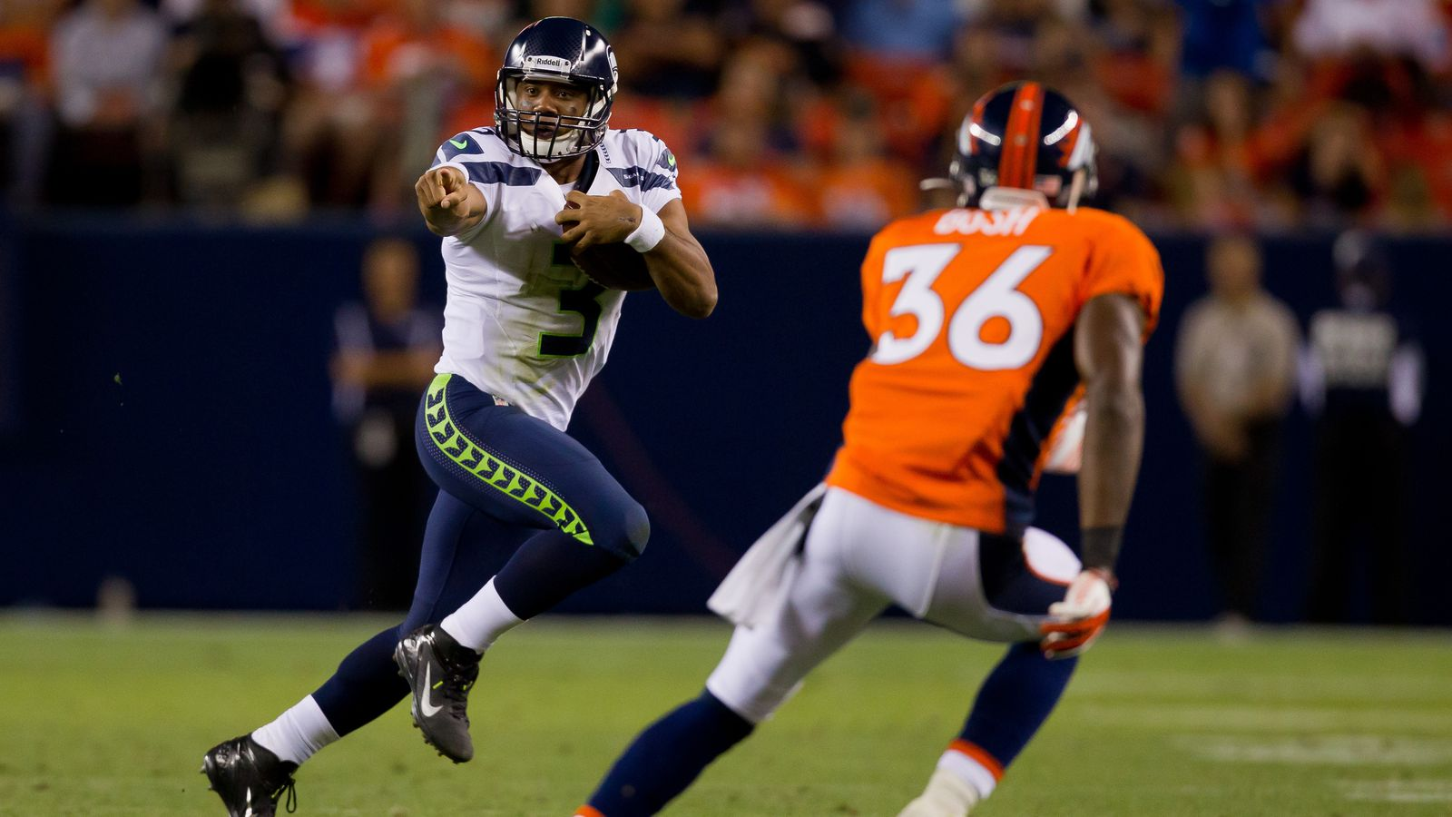 Broncos at Seahawks preseason 2013: Game time, TV schedule