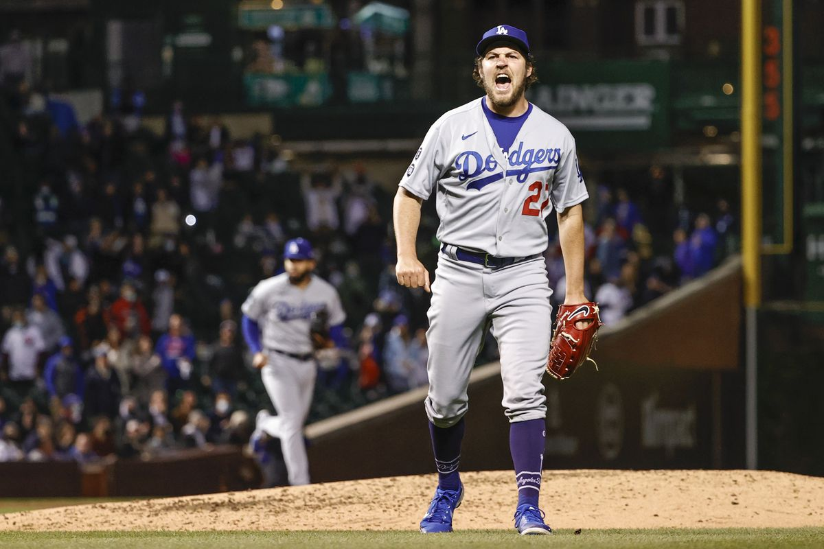 MLB: Game Two-Los Angeles Dodgers at Chicago Cubs