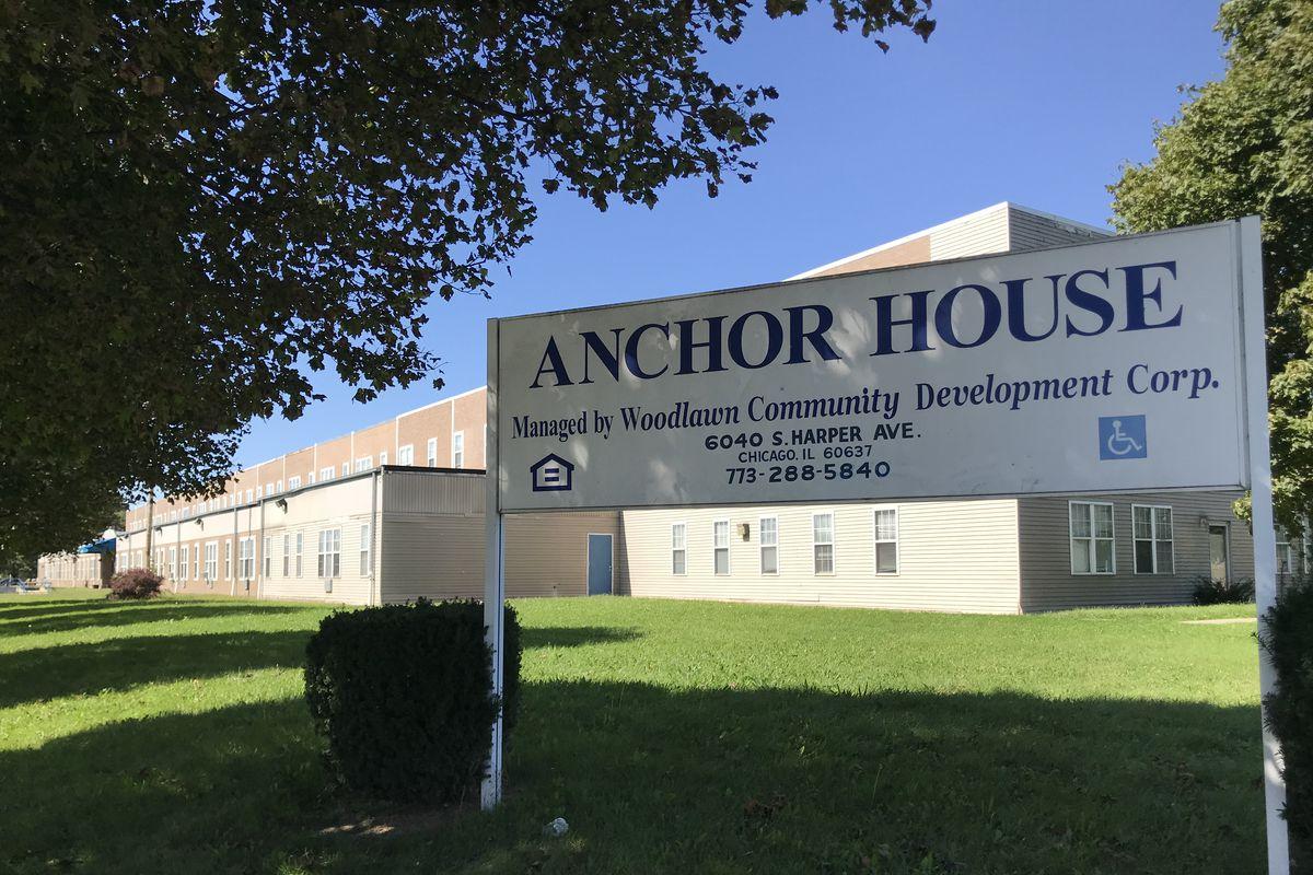 Anchor House, 1230 W. 76th St.
