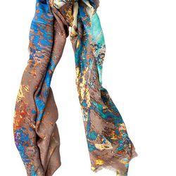 <b>Jane Carr</b> Silk Paint Wrap, <b>$156</b> (from $390)