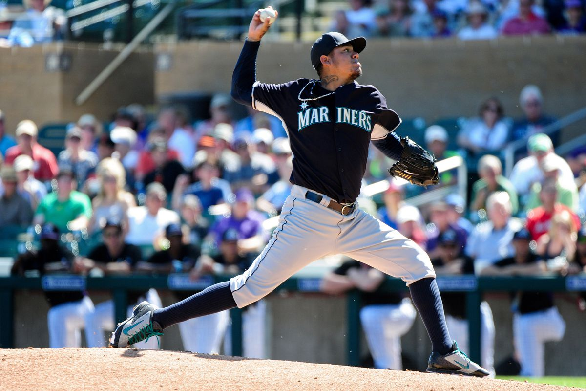 King Felix was supposed to face Jon Lester. Instead, he'll pitch against Eric Jokisch.