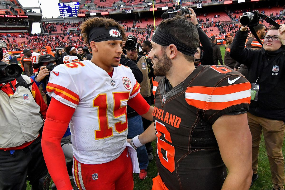 Kansas City Chiefs vs. Cleveland Browns