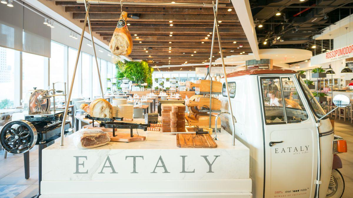 New Restaurant Westfield Century City