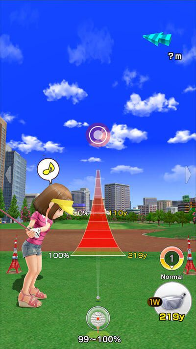 Sony bringing Everybody's Golf to mobile devices in Japan