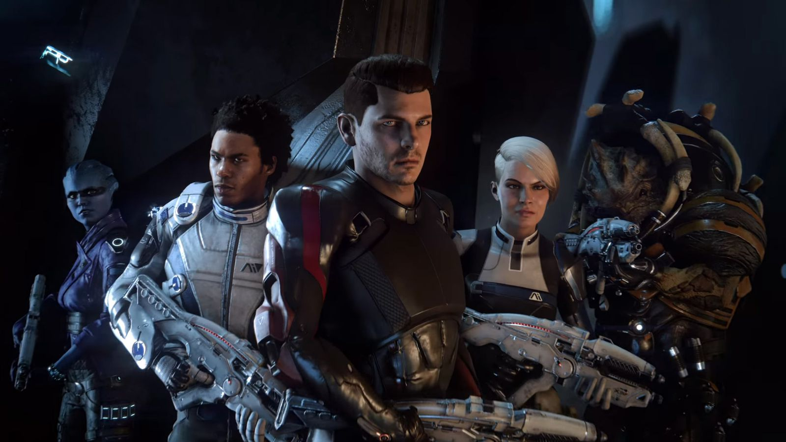 Mass Effect: Andromeda dev says game features 'full nudity,' says it's 'totally softcore space porn'