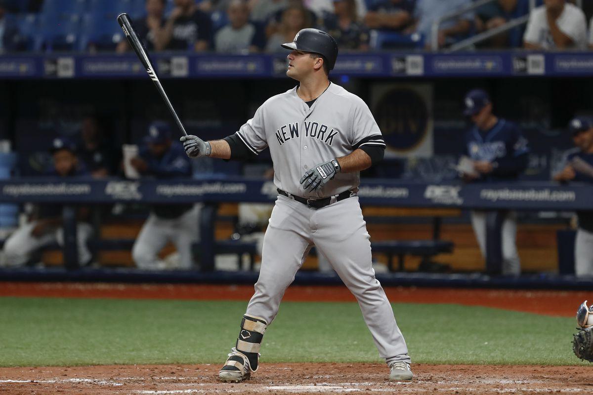 MLB: SEP 24 Yankees at Rays