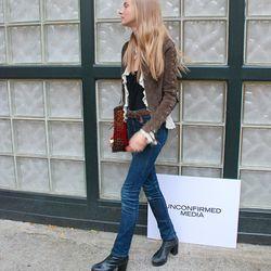 Outside DKNY