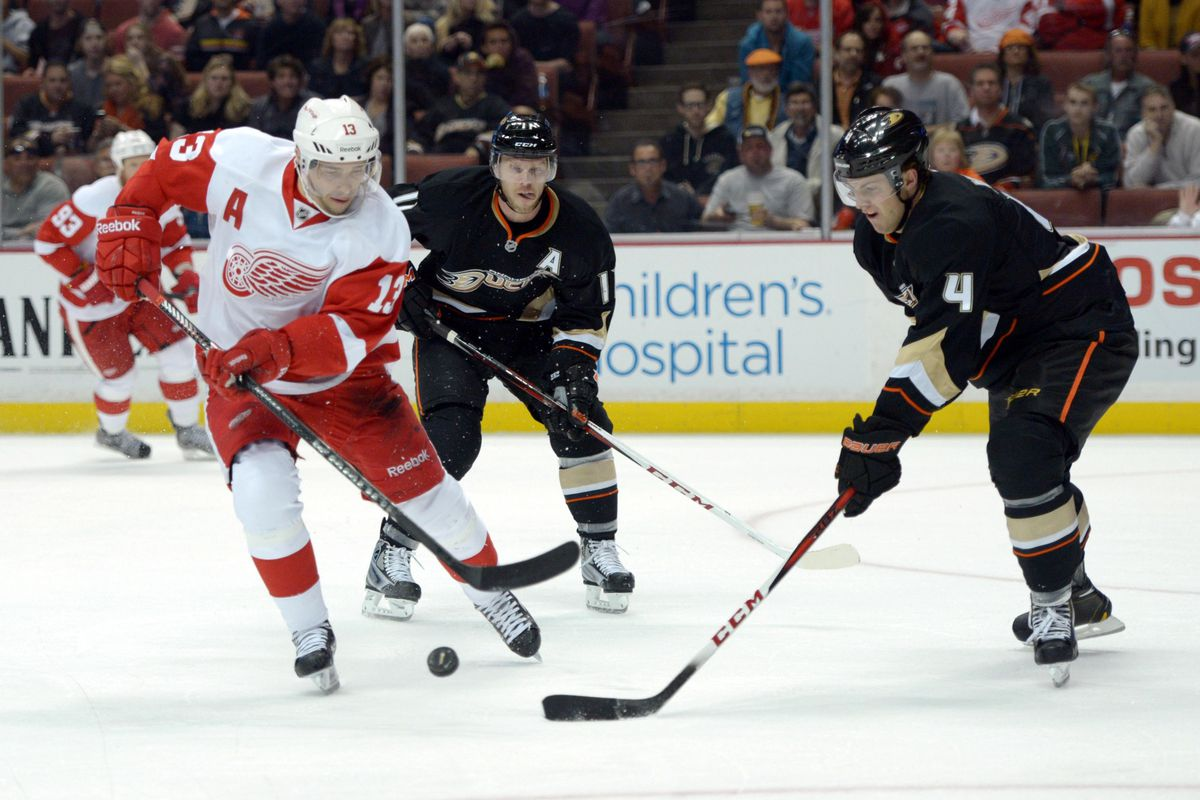 e2119bfd28a GameThread  Red Wings   Ducks - Let the battle begin! - Anaheim Calling
