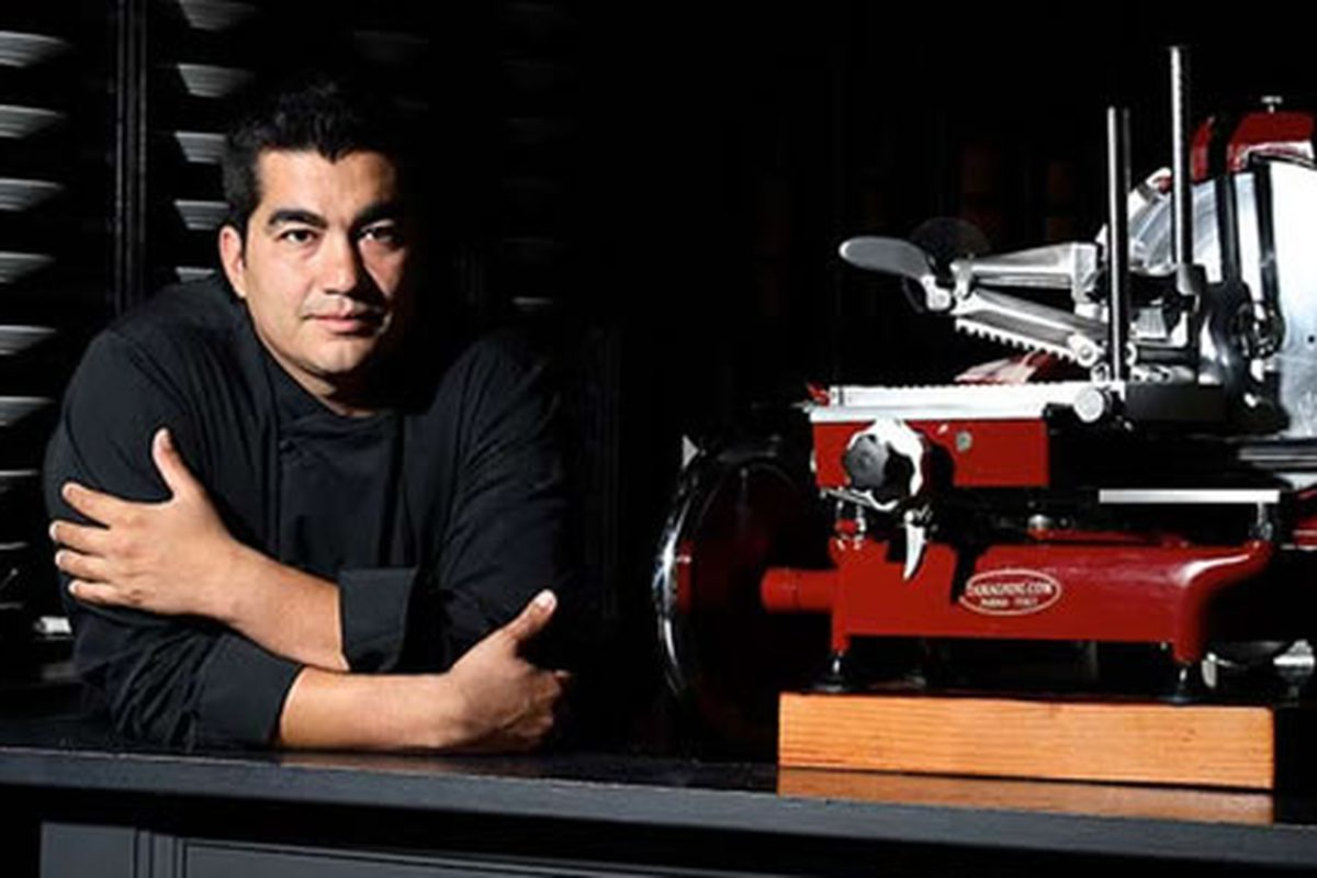 Iron Chef Jose Garces was a one-time Philly Rising Star.