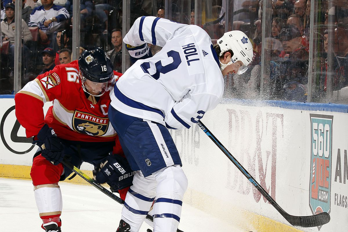 Toronto Maple Leafs v Florida Panthers