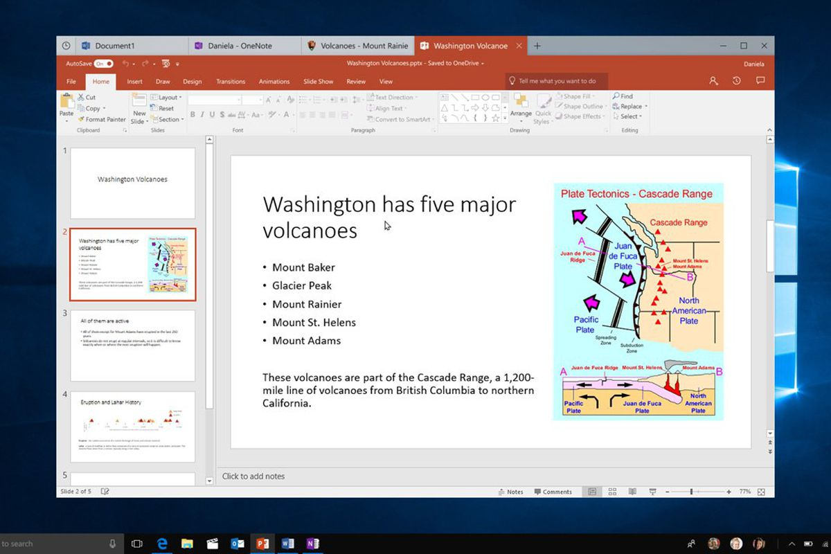 microsoft is bringing clever tabs to every windows 10 app - Good Touch Bad Touch Coloring Book