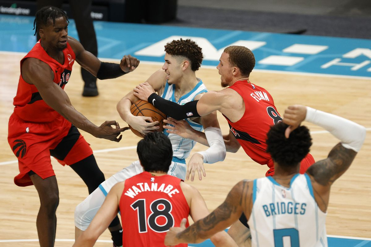 Preview Charlotte Hornets Need To Clean Some Things Up In Their Second Meeting With The Raptors At The Hive