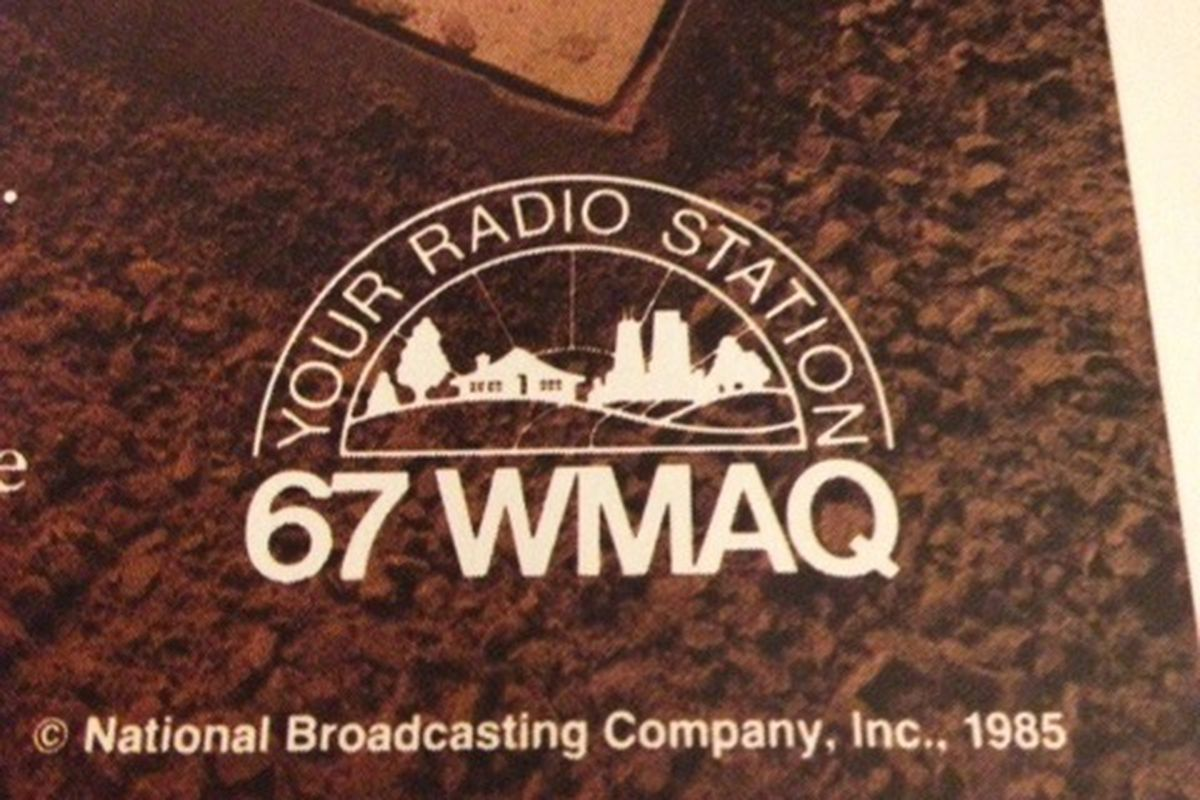 Sadly, the WMAQ Dancing Dollars have been hunted to extinction.