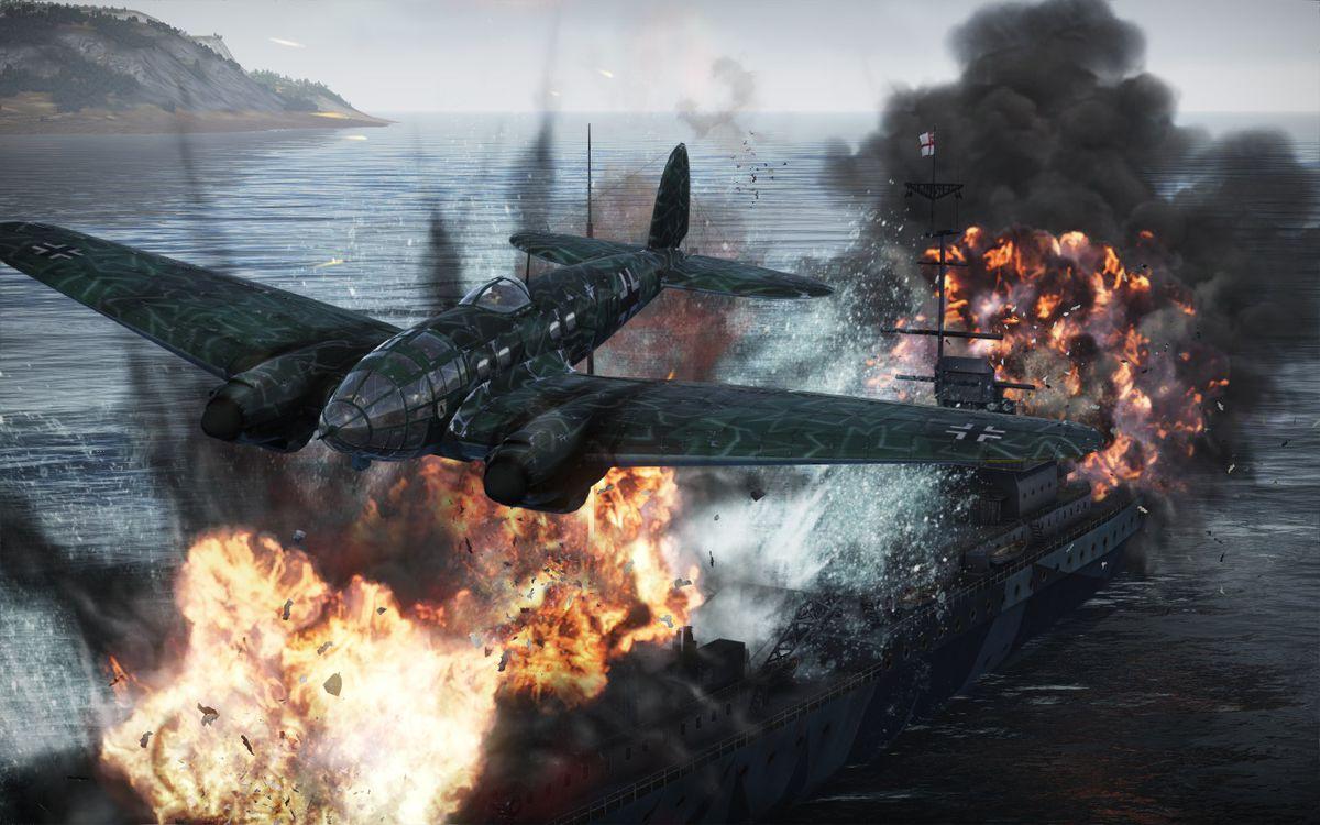 War Thunder screenshot 1440