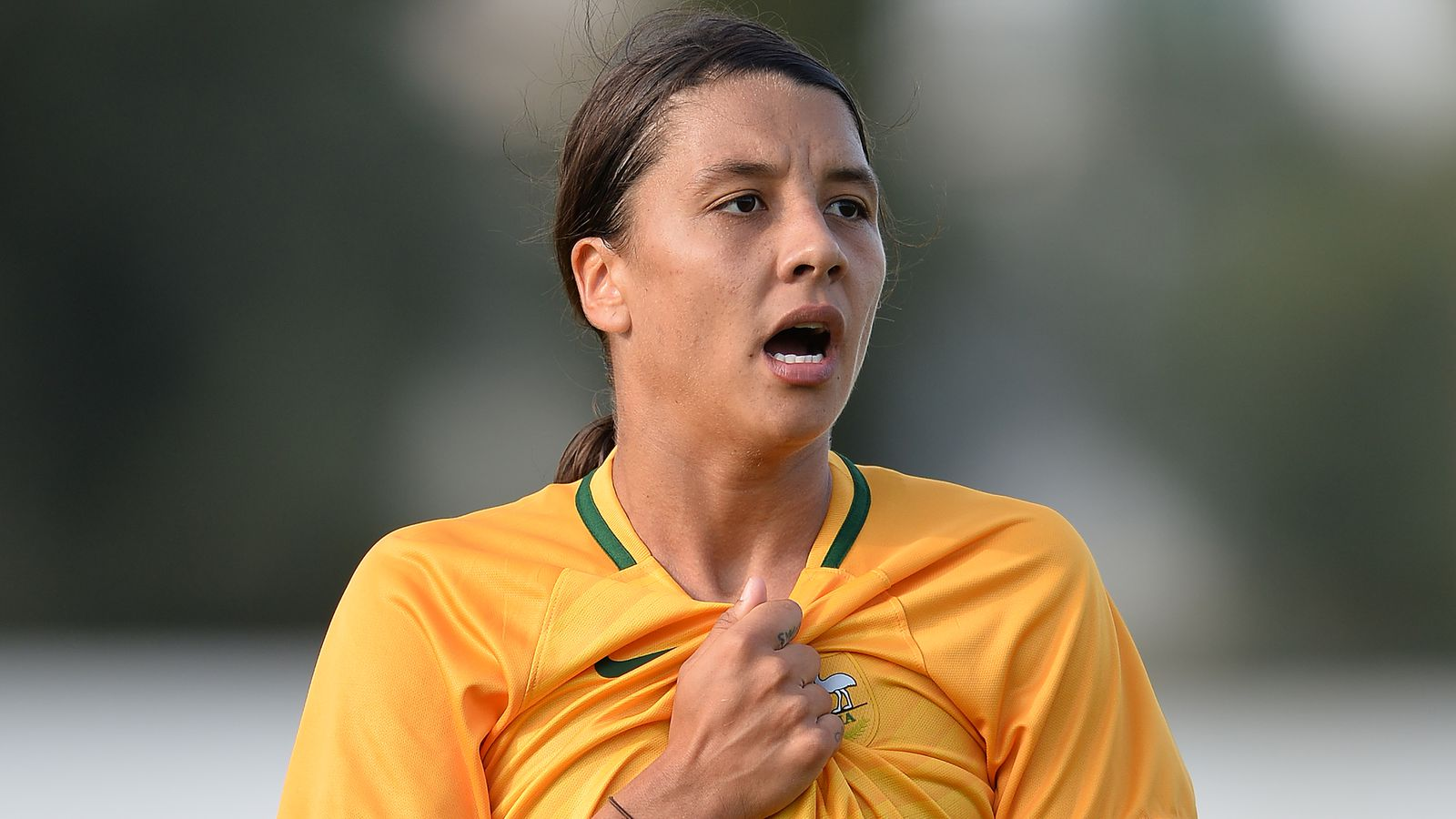 Sam Kerr Surges Past Megan Rapinoe And Marta In The Nwsl