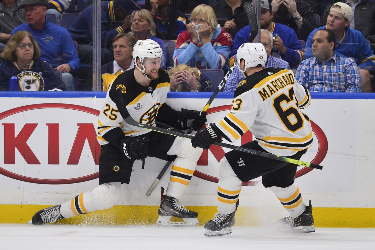 Stanley Cup Game 7 Odds Bruins Favorites Over Blues At Sportsbooks