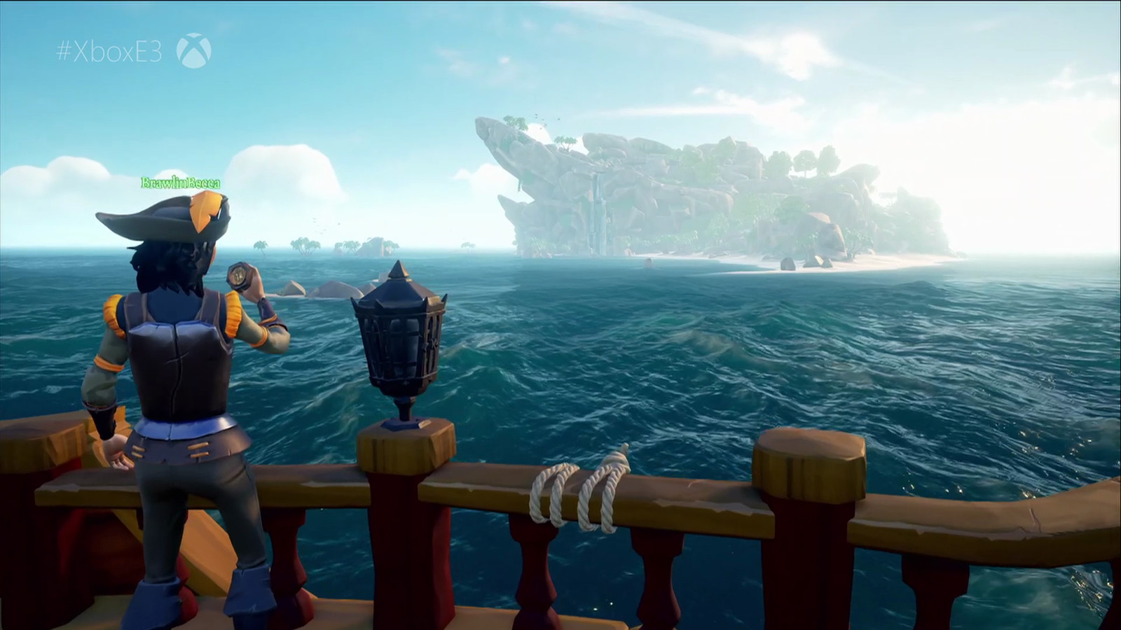 Sea Of Thieves March 20 Xbox One Windows 10 Exclusive
