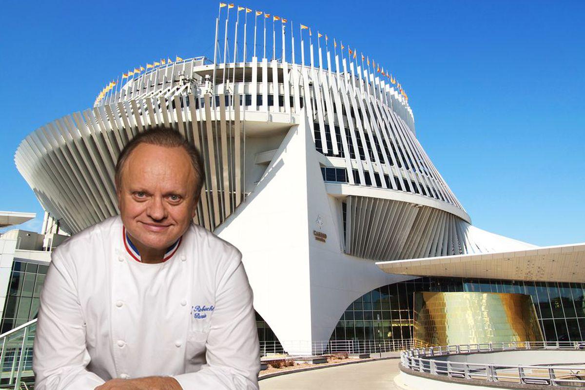 Joël Robuchon, slated to open L'Atelier at Casino de Montréal