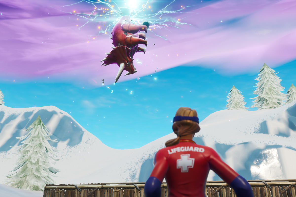 Fortnite Patch V1010 The Newest Patch Is About Time Travel