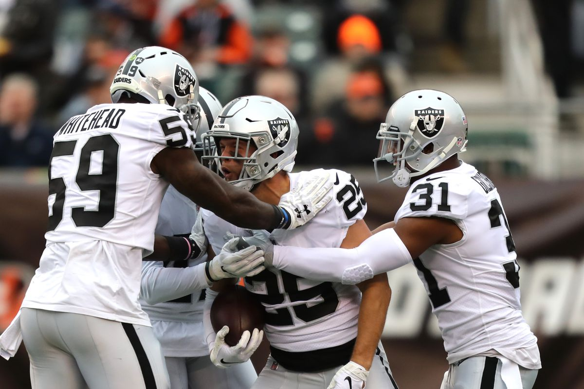 check out bef84 b6ded Watch: Erik Harris's first career interception was epic ...