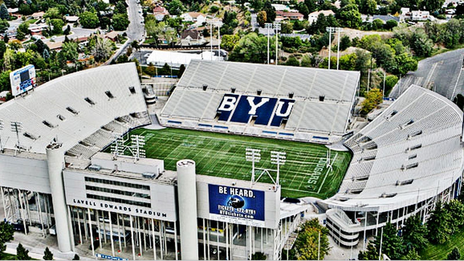 Oregon St. at BYU Game Thread - Building The Dam