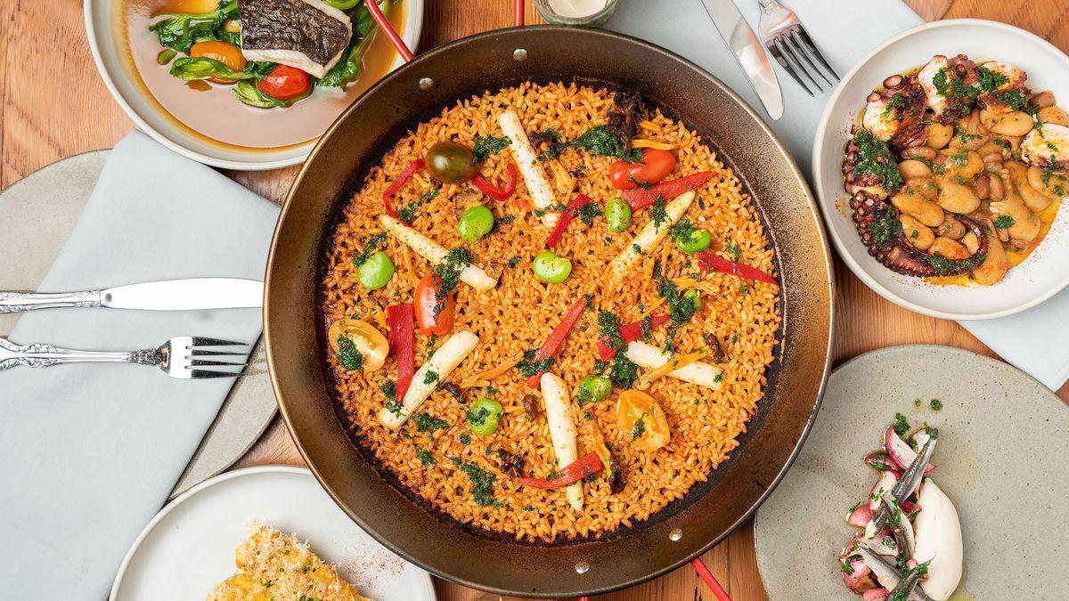 Otoño Revitalizes La S Modern Spanish Food Scene In Highland Park