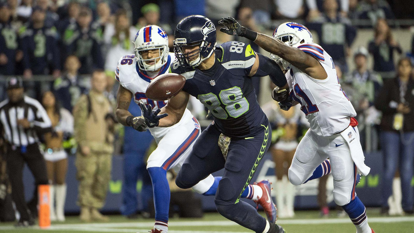 Bills Vs Seahawks 2016 Results Seattle Outlasts Buffalo