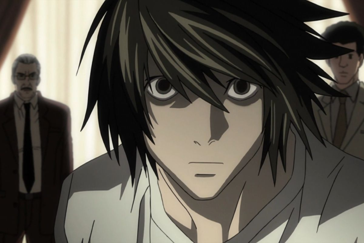 Death Note's first photo introduces the strange but ...