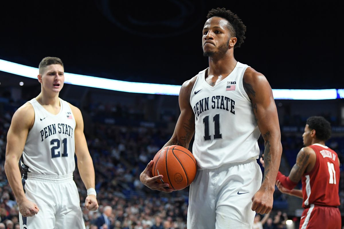 NCAA Basketball: Alabama at Penn State