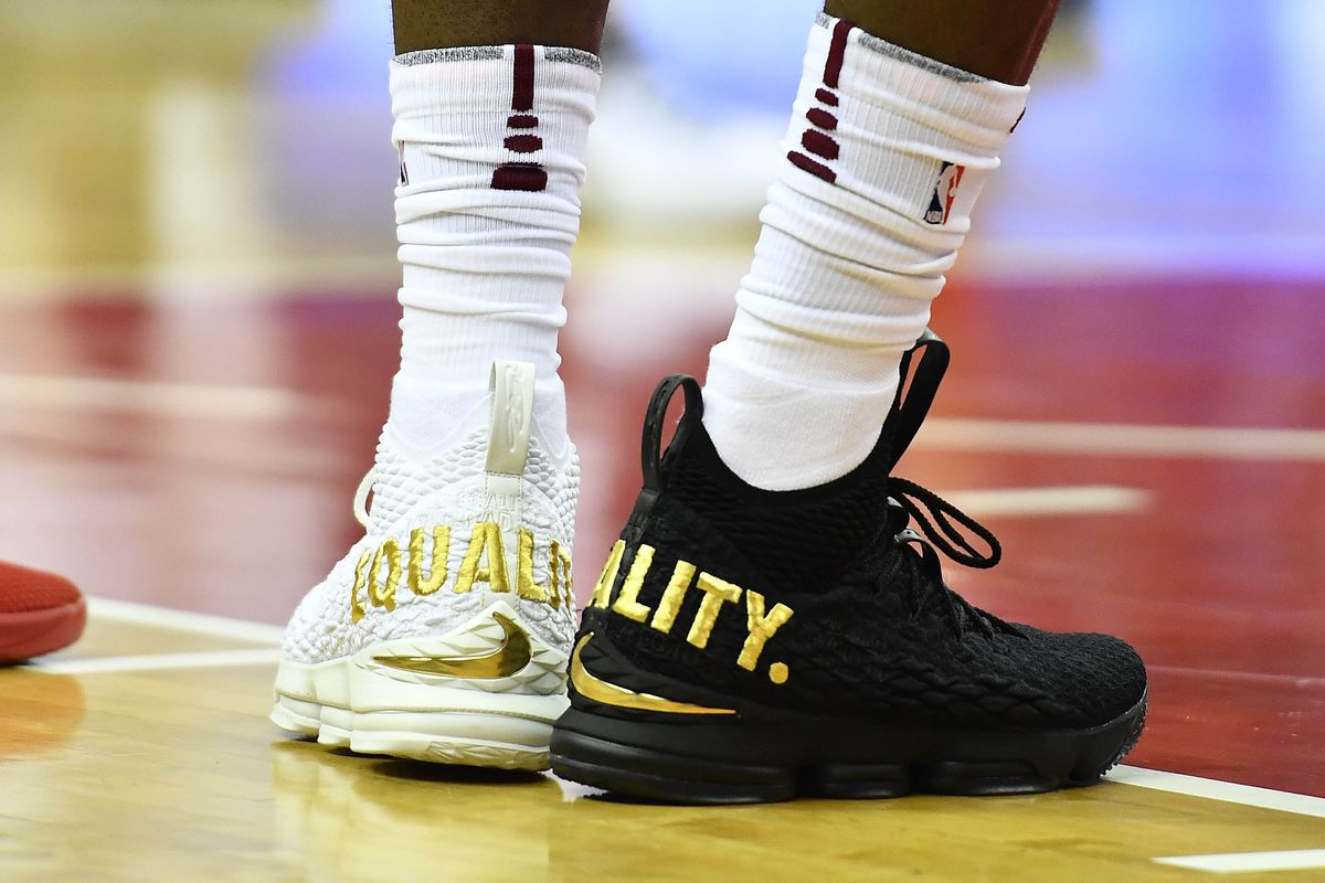 c1327f65987c LeBron James announces Nike is releasing the  Equality  PE - Fear ...