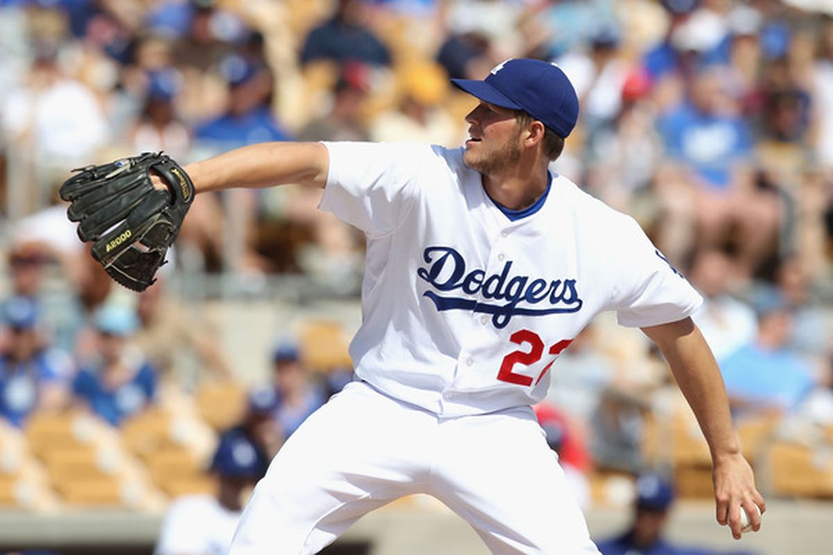 Clayton Kershaw threw 43 pitches (32 strikes) in his four scoreless innings today against the Reds, facing the minimum 12 batters.
