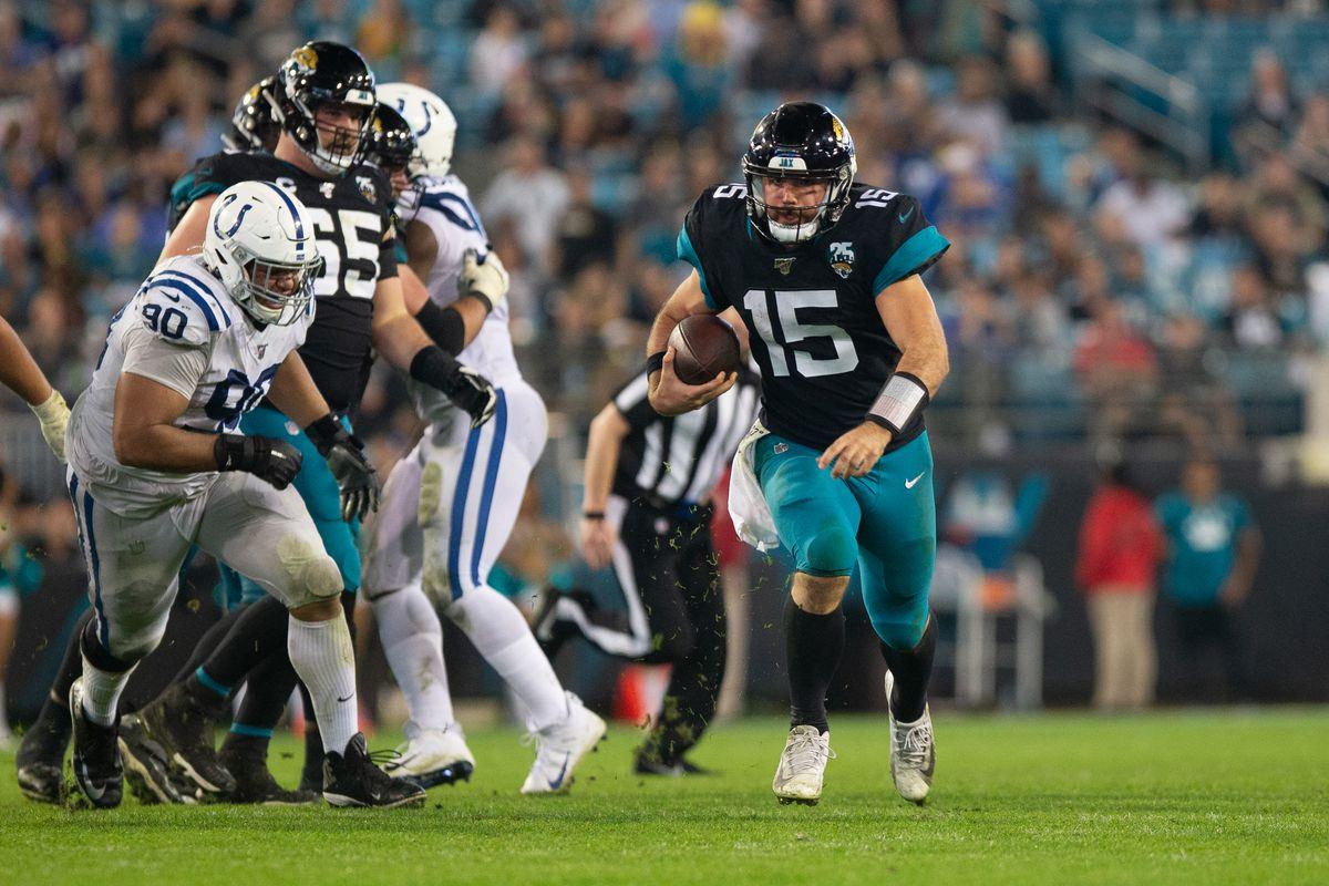 NFL: DEC 29 Colts at Jaguars